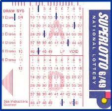 Public Bet 6/49 Lottery - image 11