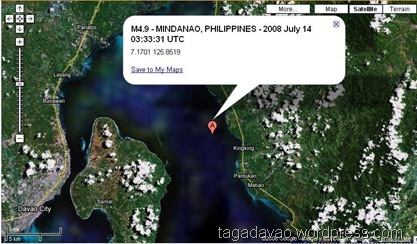 Davao Earthquake
