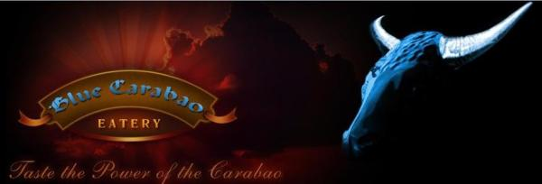 blue carabao davao